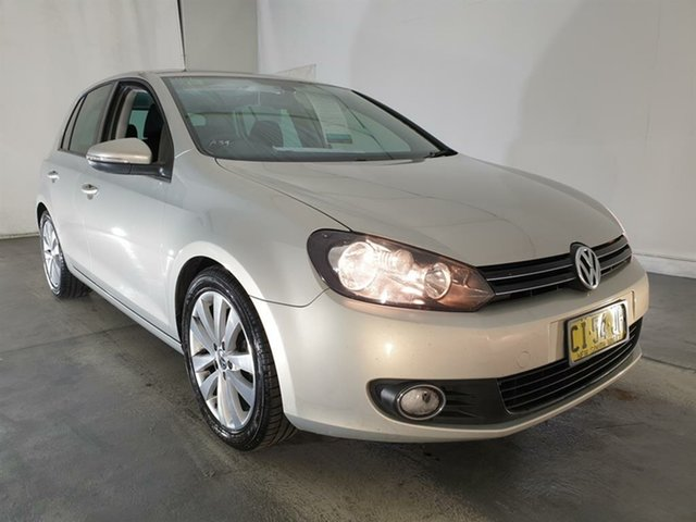 Used Volkswagen Golf VI MY10 103TDI Comfortline, 2010 Volkswagen Golf VI MY10 103TDI Comfortline Silver 6 Speed Manual Hatchback