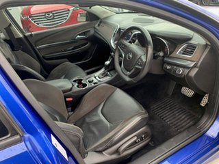 2016 Holden Special Vehicles Maloo Gen-F2 MY16 R8 LSA Blue 6 Speed Sports Automatic Utility