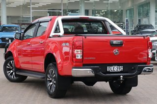 2017 Holden Colorado RG MY18 LTZ (4x4) Red 6 Speed Automatic Crew Cab Pickup.