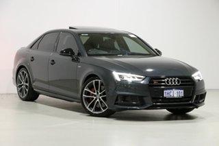 2017 Audi S4 B9 MY17 3.0 TFSI Quattro Grey 8 Speed Automatic Tiptronic Sedan.