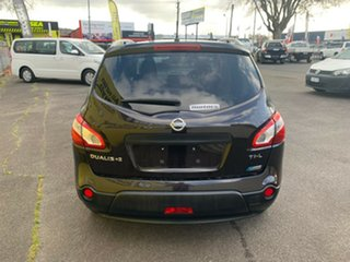 2013 Nissan Dualis J107 Series 4 MY13 +2 Hatch X-tronic 2WD Ti-L Nightshade 6 Speed