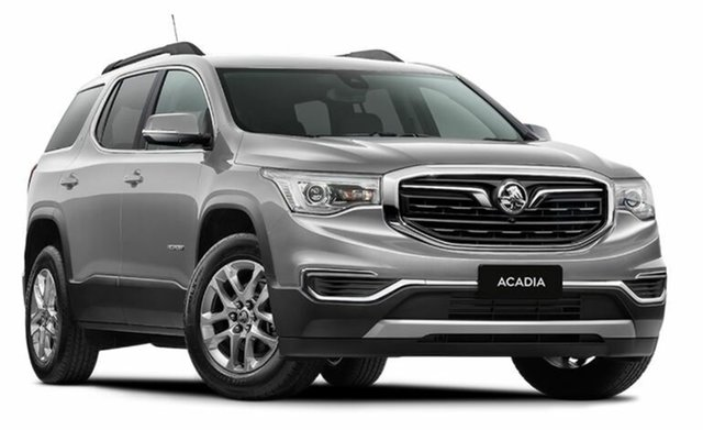 New Holden Acadia AC MY19 LT AWD Atherton, 2019 Holden Acadia AC MY19 LT AWD Silver 9 Speed Sports Automatic Wagon