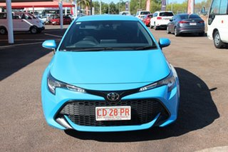 2018 Toyota Corolla Mzea12R Ascent Sport Eclectic Blue 10 Speed 10 SP AUTOMATIC Hatchback.