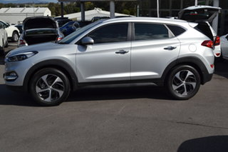 2016 Hyundai Tucson TLe MY17 Elite AWD Silver 6 Speed Sports Automatic Wagon