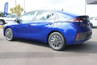 2019 Hyundai Ioniq AE.3 MY20 electric Elite Intense Blue 1 Speed Reduction Gear Fastback.