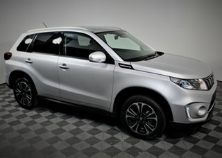 2020 Suzuki Vitara LY Series II Turbo 2WD Silky Silver 6 Speed Sports Automatic Wagon