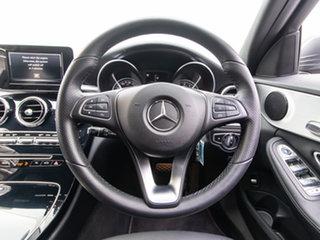2018 Mercedes-Benz C200 205 MY18 Selenite Grey 9 Speed Automatic G-Tronic Sedan