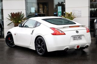 2014 Nissan 370Z Z34 MY14 White 7 Speed Sports Automatic Coupe.