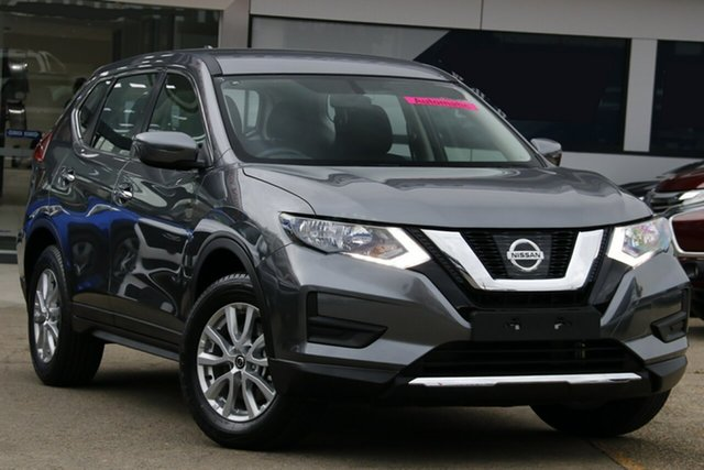 Used Nissan X-Trail T32 MY20 ST 7 Seat (4x2), 2020 Nissan X-Trail T32 MY20 ST 7 Seat (4x2) Grey Continuous Variable Wagon