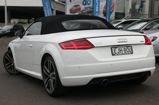2015 Audi TT FV MY16 Sport S Tronic Quattro White 6 Speed Sports Automatic Dual Clutch Coupe.