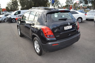 2016 Holden Trax TJ MY16 LS Black 6 Speed Automatic Wagon
