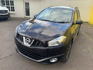 2013 Nissan Dualis J107 Series 4 MY13 +2 Hatch X-tronic 2WD Ti-L Nightshade 6 Speed.