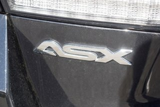 2020 Mitsubishi ASX XD MY20 LS 2WD Black 1 Speed Constant Variable Wagon