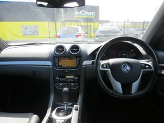 2011 Holden Commodore VE II SS V Redline Grey 6 Speed Sports Automatic Sedan