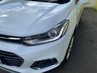 2018 Holden Trax TJ MY19 LTZ Summit White 6 Speed Automatic Wagon