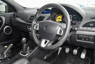 2011 Renault Megane III D95 R.S. 250 Cup Trophee Blue 6 Speed Manual Coupe