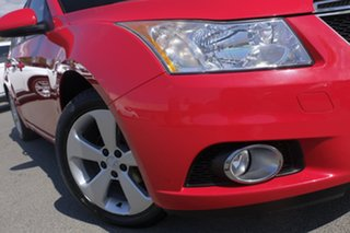 2014 Holden Cruze JH Series II MY14 Equipe Red Hot 5 Speed Manual Hatchback.