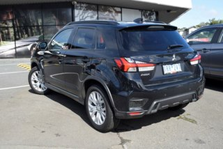 2020 Mitsubishi ASX XD MY20 LS 2WD Black 1 Speed Constant Variable Wagon.