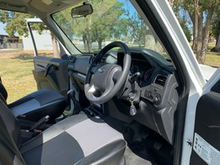2017 Mahindra Pik-Up MY18 S6 White 6 Speed Manual Cab Chassis