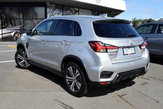 2020 Mitsubishi ASX XD MY20 MR 2WD Sterling Silver 1 Speed Constant Variable Wagon.