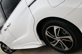 2015 Honda Odyssey RC MY16 VTi-L White Continuous Variable Wagon