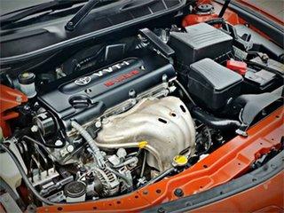 2008 Toyota Camry ACV40R Sportivo Orange Automatic Sedan