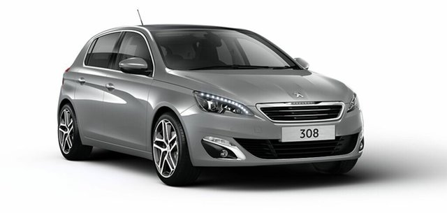 Used Peugeot 308 T9 MY17 Active, 2017 Peugeot 308 T9 MY17 Active Grey 6 Speed Sports Automatic Hatchback
