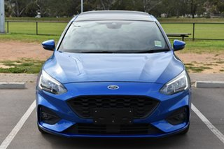2019 Ford Focus SA 2019.75MY ST-Line Blue 8 Speed Automatic Hatchback
