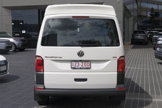 2017 Volkswagen Transporter T6 MY18 TDI400 SWB DSG Candy White 7 Speed Sports Automatic Dual Clutch