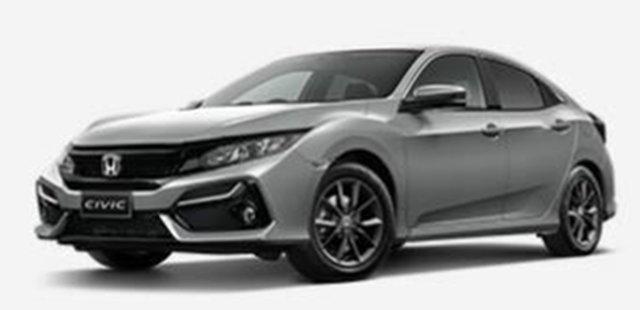 New Honda Civic 10th Gen MY20 VTi-S Atherton, 2020 Honda Civic 10th Gen MY20 VTi-S Silver 1 Speed Constant Variable Hatchback