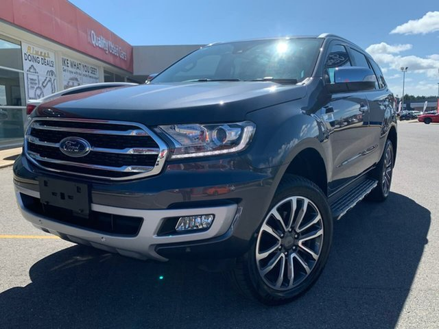 Used Ford Everest  Titanium, 2018 Ford Everest Titanium Grey Sports Automatic SUV