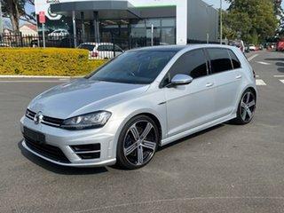 2016 Volkswagen Golf VII MY17 R DSG 4MOTION Silver 6 Speed Sports Automatic Dual Clutch Hatchback.
