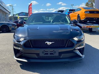 2018 Ford Mustang GT Shadow Black Sports Automatic Fastback.
