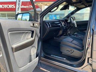 2018 Ford Everest Titanium Grey Sports Automatic SUV