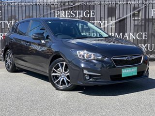 2018 Subaru Impreza G5 MY18 2.0i-L CVT AWD Grey 7 Speed Constant Variable Hatchback.