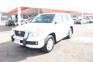 2014 Toyota Landcruiser VDJ200R MY13 GXL Glacier White 6 Speed Automatic Wagon.