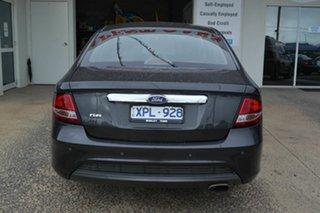 2010 Ford Falcon FG G6 Silver 5 Speed Automatic Sedan