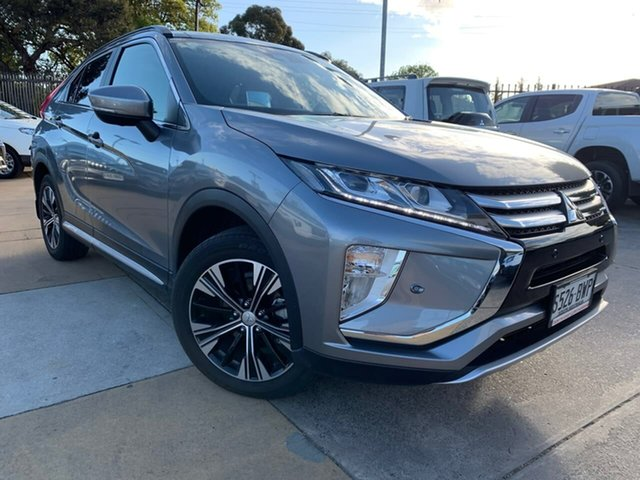 Used Mitsubishi Eclipse Cross YA MY18 Exceed 2WD Hillcrest, 2018 Mitsubishi Eclipse Cross YA MY18 Exceed 2WD Grey 8 Speed Constant Variable Wagon