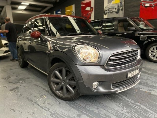 Used Mini Countryman R60 Cooper D, 2015 Mini Countryman R60 Cooper D Grey Sports Automatic Wagon