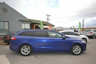 2016 Ford Mondeo MD Ambiente TDCi Blue 6 Speed Automatic Wagon.
