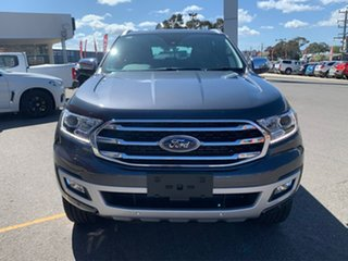 2018 Ford Everest Titanium Grey Sports Automatic SUV.