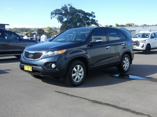 2011 Kia Sorento XM MY12 SI Blue 6 Speed Sports Automatic Wagon.
