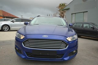 2016 Ford Mondeo MD Ambiente TDCi Blue 6 Speed Automatic Wagon
