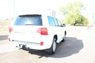 2014 Toyota Landcruiser VDJ200R MY13 GXL Glacier White 6 Speed Automatic Wagon