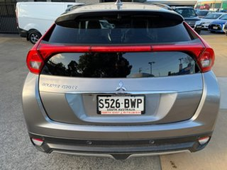 2018 Mitsubishi Eclipse Cross YA MY18 Exceed 2WD Grey 8 Speed Constant Variable Wagon