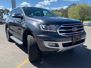 2018 Ford Everest Titanium Grey Sports Automatic SUV