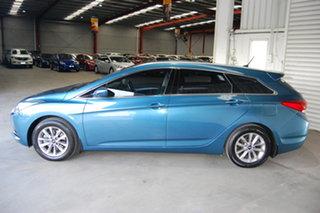 2015 Hyundai i40 VF2 Active Tourer Blue 6 Speed Sports Automatic Wagon