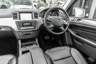 2013 Mercedes-Benz M-Class W166 ML250 BlueTEC 7G-Tronic + Silver 7 Speed Sports Automatic Wagon