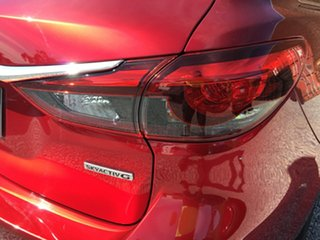 2019 Mazda 6 GL1033 GT SKYACTIV-Drive Soul Red 6 Speed Sports Automatic Wagon