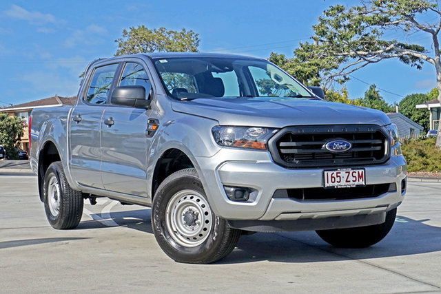 Used Ford Ranger PX MkIII 2020.25MY XL, 2020 Ford Ranger PX MkIII 2020.25MY XL Aluminium 6 Speed Sports Automatic Double Cab Pick Up